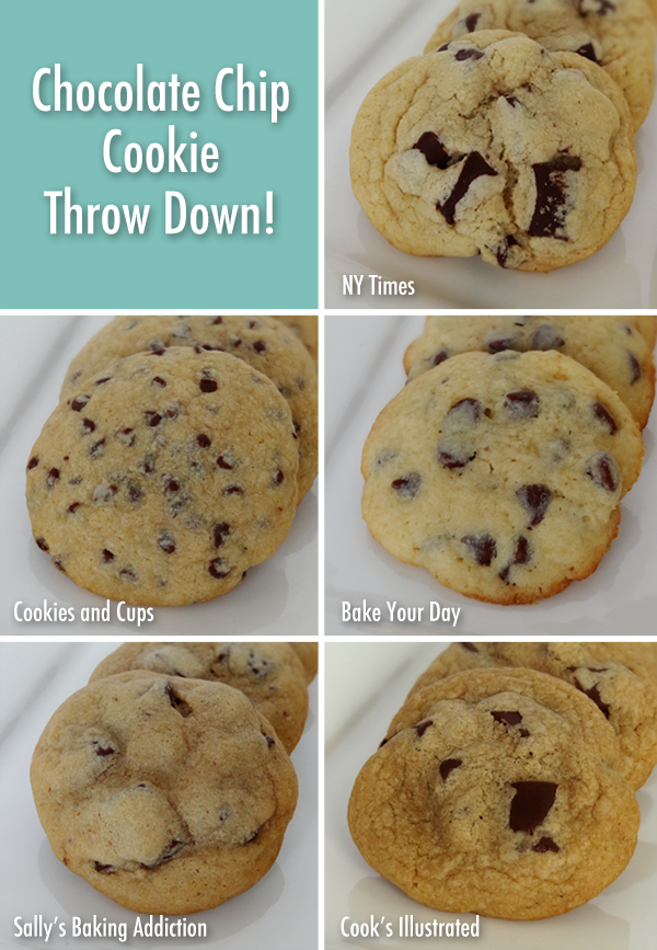 Chocolate Chip Cookie Throw Down